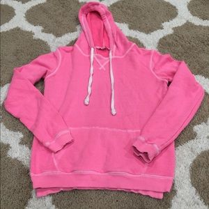 American Eagle Girls Pink Hoodie Size Small